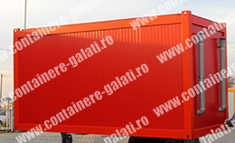 container dormitor second hand Mehedinti